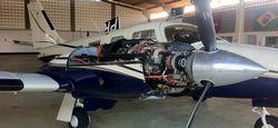 manutenção aviões