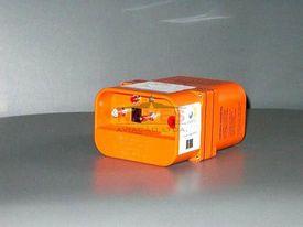 Elt transmissor localizador de emergência