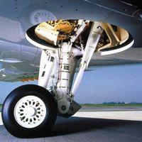 Roda de Avião