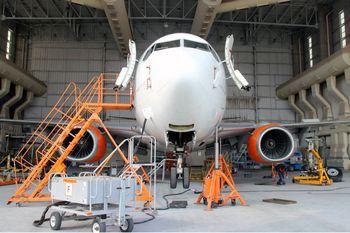 empresa manutenção aeronave sp