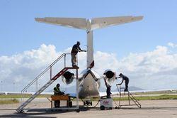 manutenção preventiva aeronave