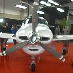 Empresa de peças de avião