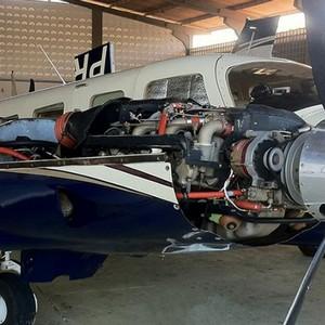 Mecânica e manutenção de aeronaves